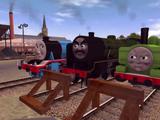 Gordon Goes Foreign (Trainz Remake)