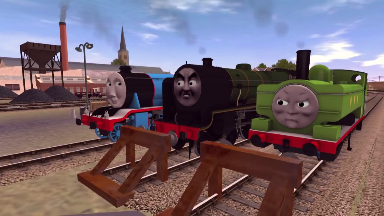 Gordon Goes Foreign (Trainz Remake)