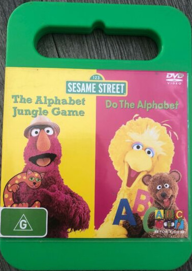 The Alphabet Jungle Game and Do the Alphabet