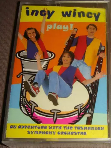 Play! An Adventure with the Tasmanian Symphony Orchestra (Cassette)