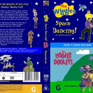 The Wiggles and The Hooley Dooleys - Space Dancing and Oopsadazee Full DVD Cover.jpg