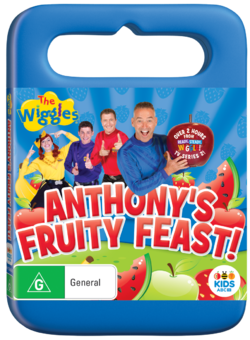 Anthony's Fruity Feast!
