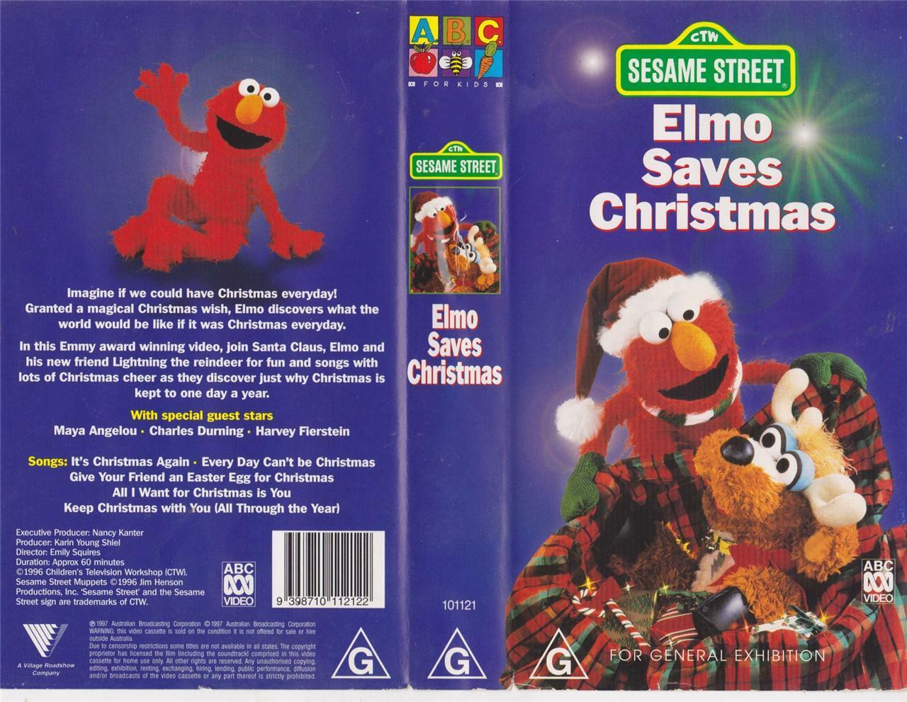 Elmo Saves Christmas/Gallery
