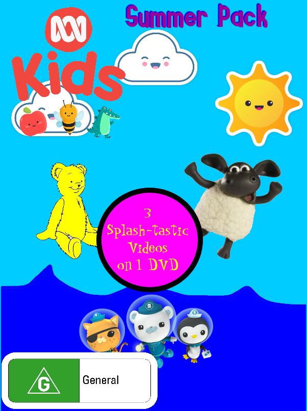 ABC For Kids Fanon: ABC For Kids Summer Pack