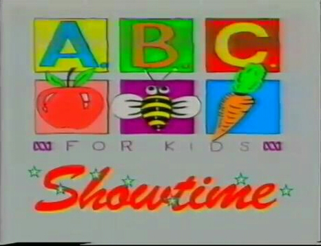 ABC For Kids: Showtime/Transcript