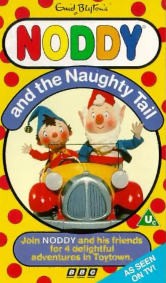 Noddy and the Naughty Tail (video)