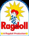 RAGDOLL LIMITED 1995 LOGO