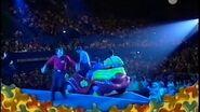 The Wiggles Disney Channel Australia Weekend Promo 1999