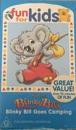 Blinky Bill Goes Camping (video)