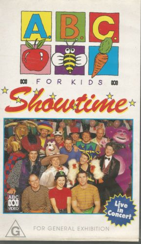 ABC For Kids: Showtime