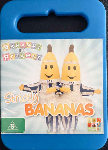 Strictly Bananas (DVD)