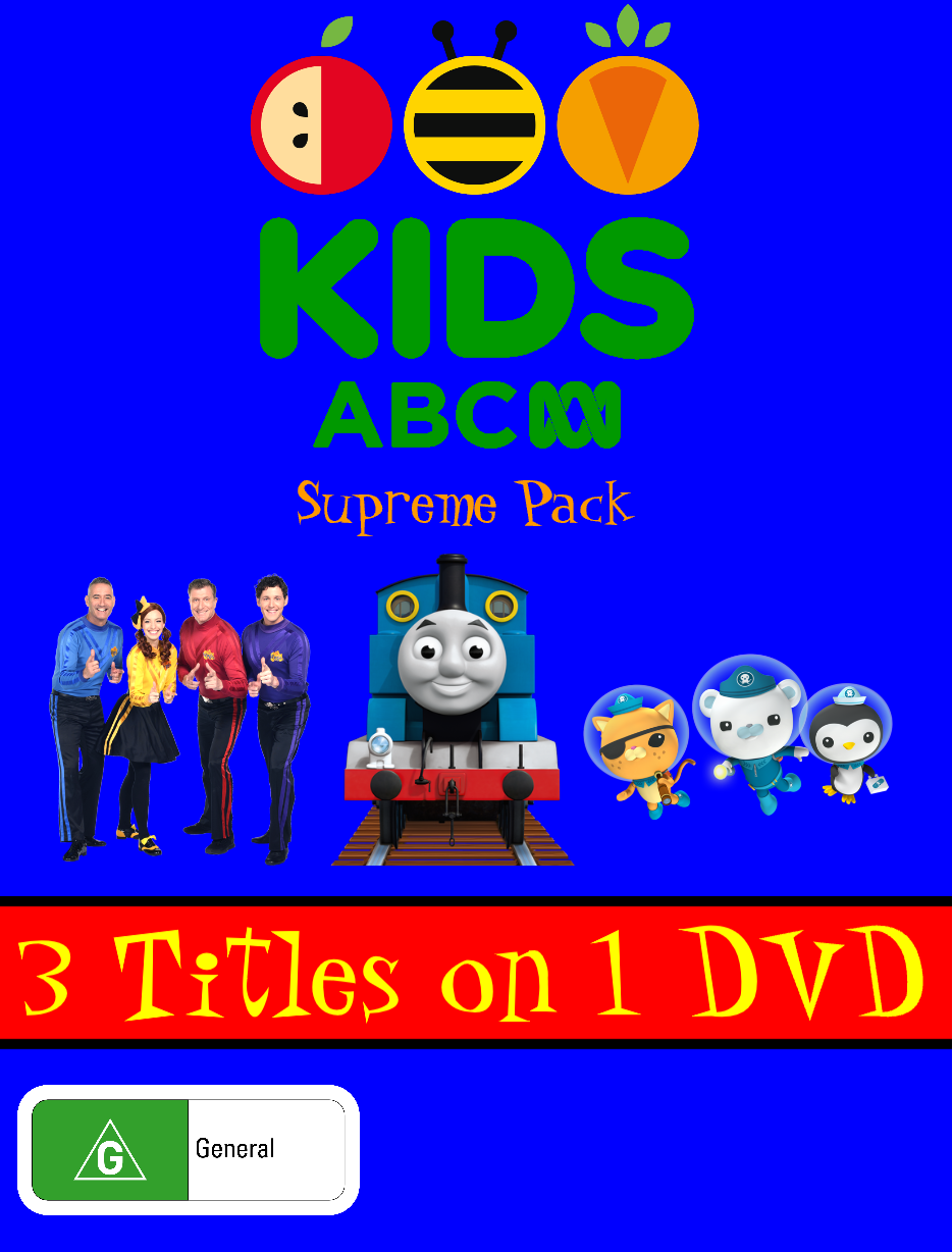 ABC For Kids Supreme Pack (video)