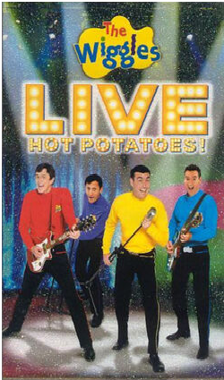 Live Hot Potatoes (Cassette)