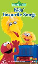 Sesame Street - Kids Favourite Songs