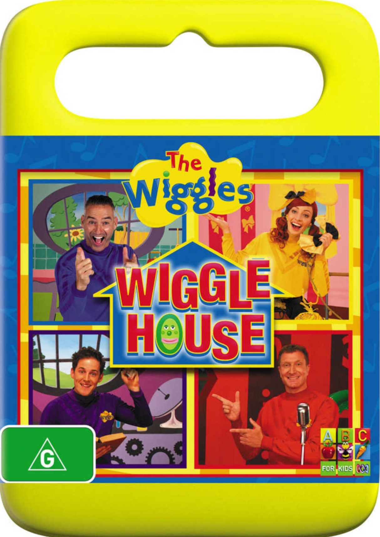 Wiggle House (video)