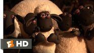 Shaun the Sheep Movie (2015) - A Familiar Tune Scene (7 10) Movieclips