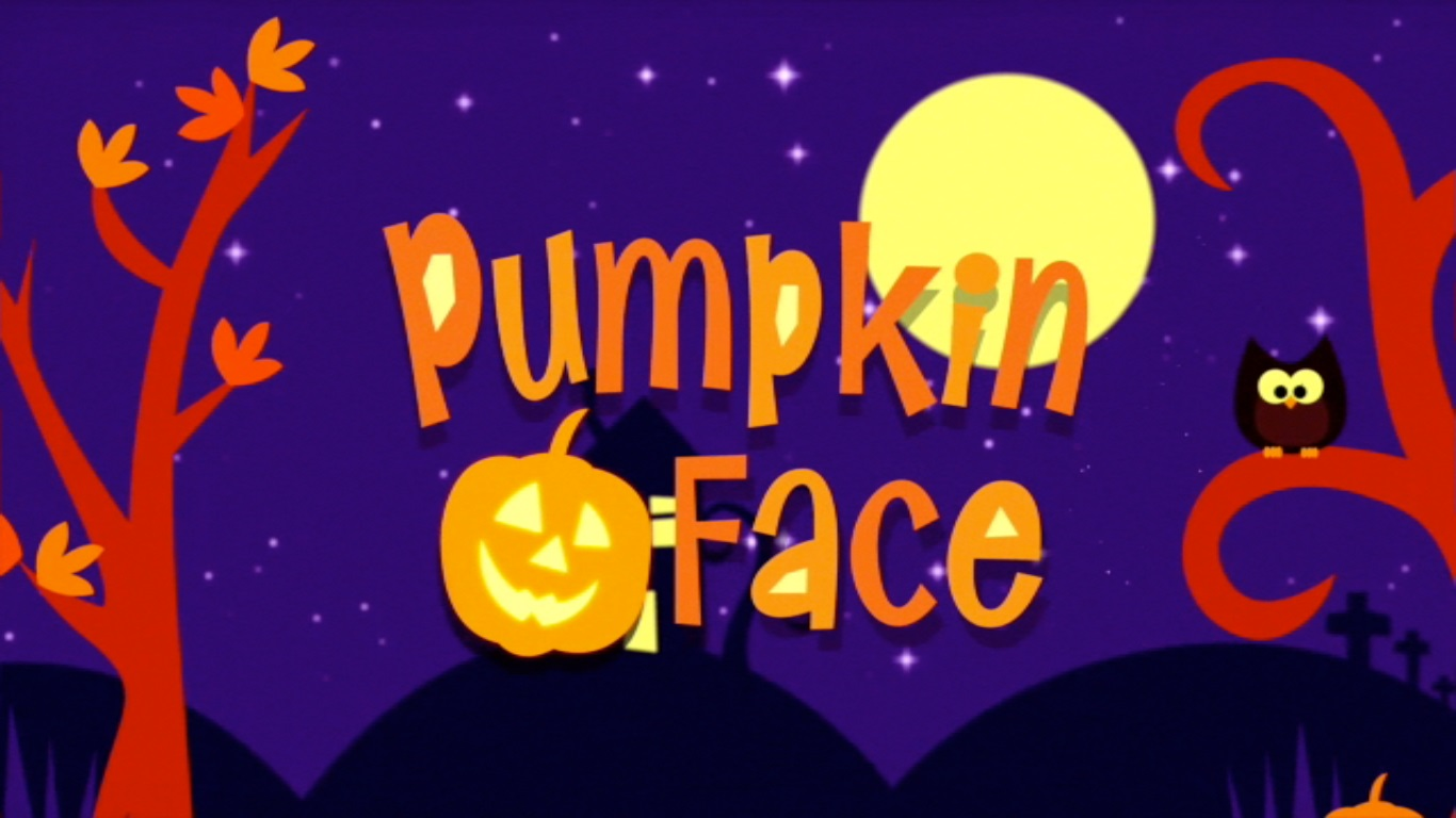 Pumpkin Face (video)/Transcript