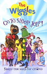 Go to Sleep Jeff! (Cassette)