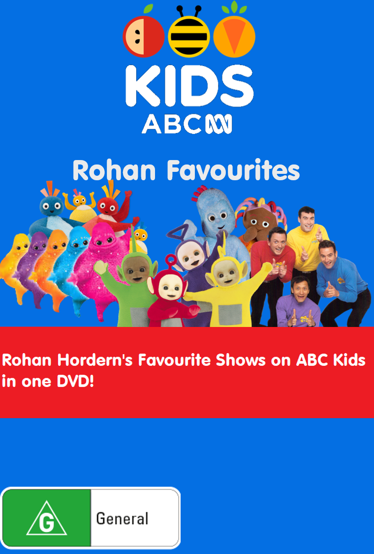 ABC For Kids - Rohan Favourites