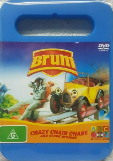 Brum - Crazy Chair Chase and Other Stories