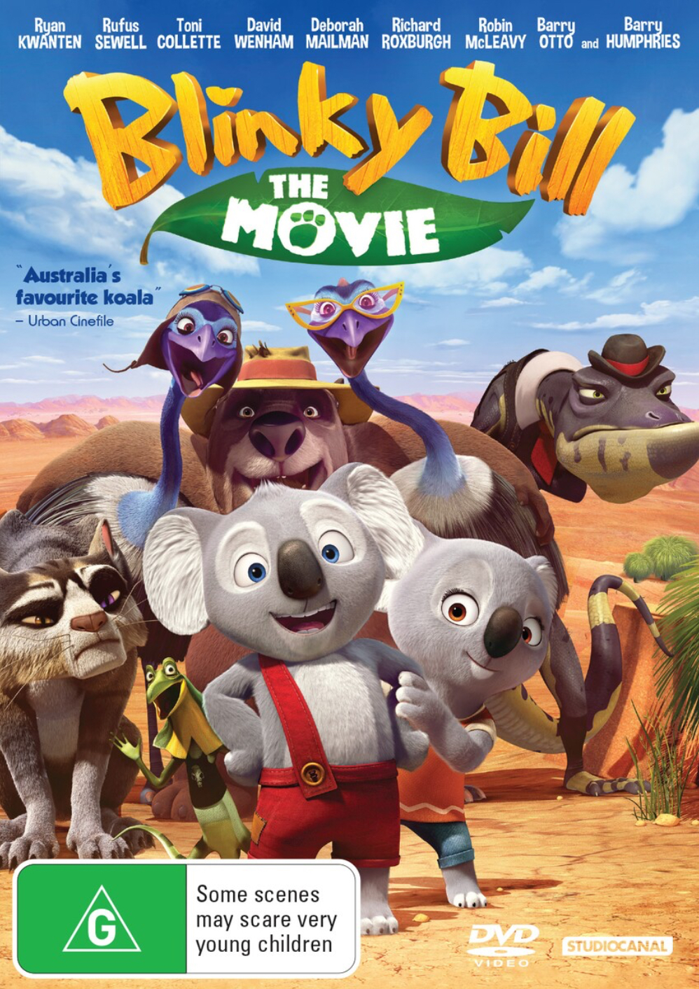 Blinky Bill The Movie/Gallery