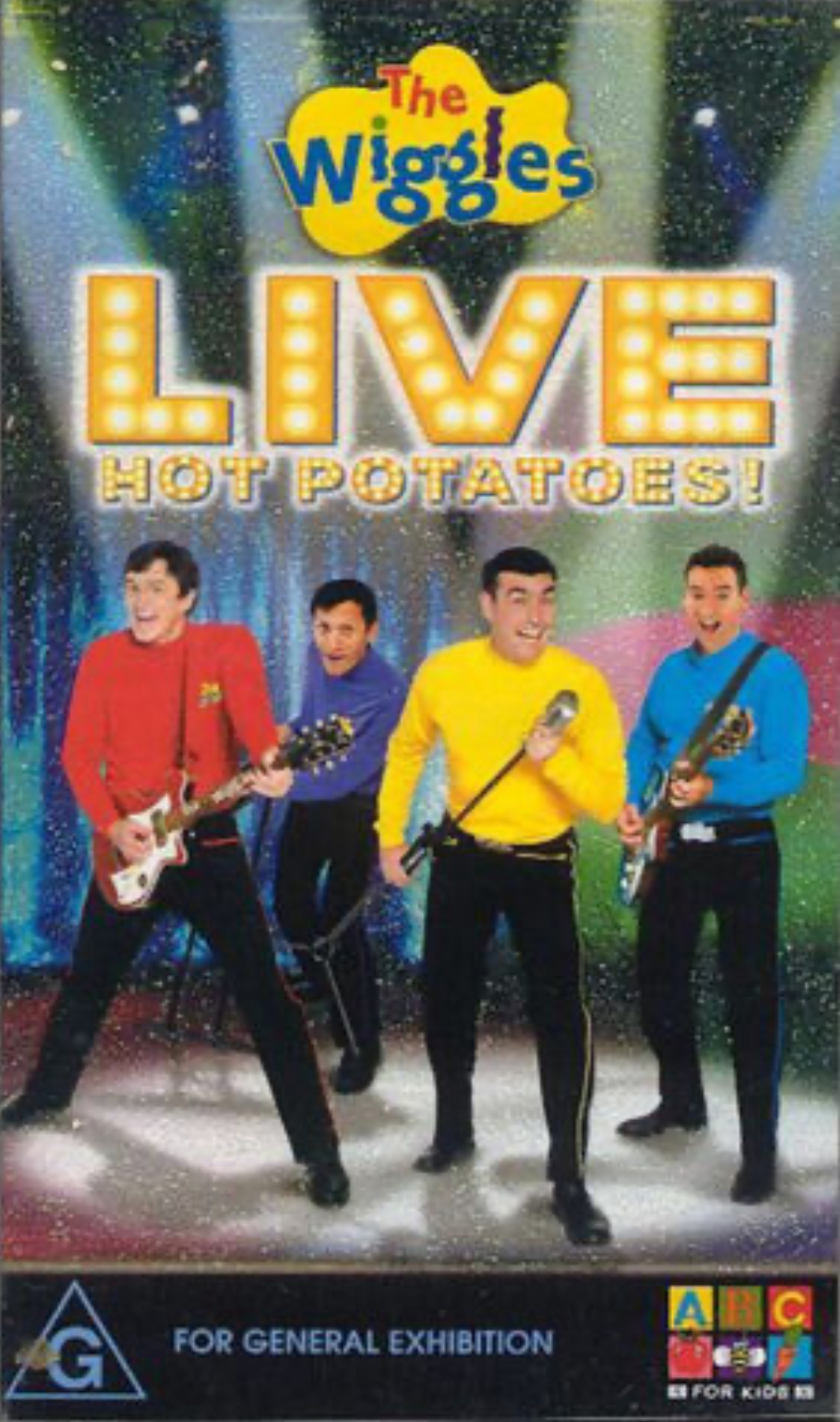 LIVE Hot Potatoes! (video)