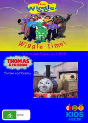 Wiggle Time and Thomas and Stepney DVD Front Cover.png
