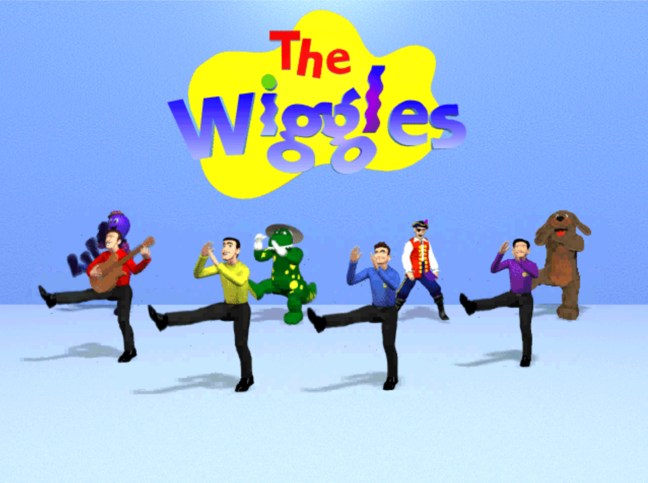 A Day with the Wiggles/Gallery