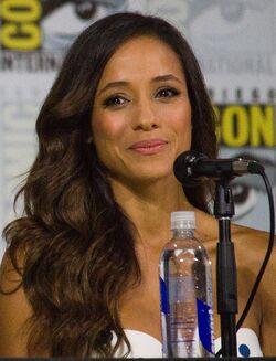 Dania Ramirez Comic Con 2017.jpg