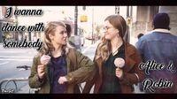Alice & Robin Mad Archer - I wanna dance with somebody +7x18