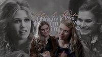 Alice & robin (madarcher) i think i'm in love