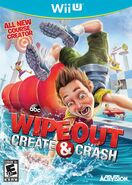 Wipeout Create & Crash Wii U
