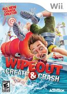 Wipeout Create & Crash Wii