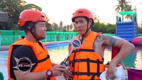 Splashdown Adult Adventure Wipeout Waterpark Pattaya