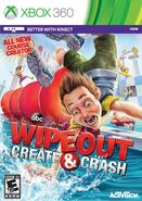 Wipeout Create & Crash XBOX 360