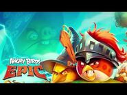Angry Birds Epic music extended - You Call THAT a Stick (Battle 1)