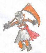 Reaper Chariot