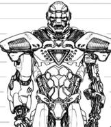 Meccanoid G15 (Punk-O)