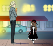 Yu-hwa meets sujin
