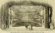 Opera House at Niblo's Garden, New York City, 1853, jpg version