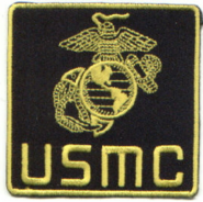 SAAB USMC Patch