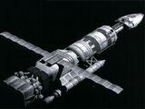 Kolonisten-Raumschiff