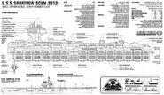 John F. Kennedy-Class Space Carrier (USS Saratoga SCVN-2812)