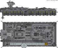 USS Saratoga SCVN-2812