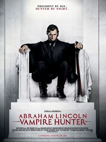 Differences Between The Book And Film Abraham Lincoln Vampire Hunter Wiki Fandom