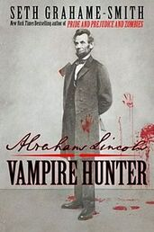 Abraham Lincoln, Vampire Hunter (novel)