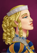 Cordelia by Gwennafran