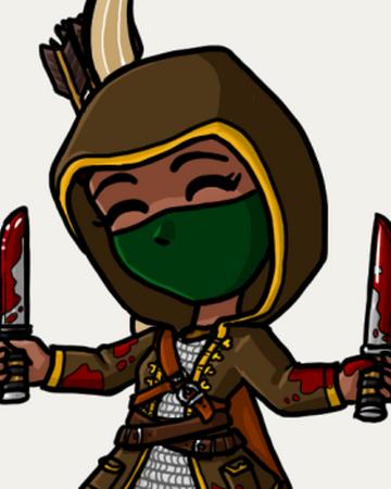 Cute archer icon by Gwennafran.png