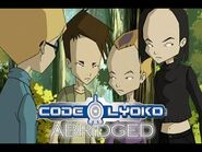 Code Lyoko Abridged Four-Shot-2
