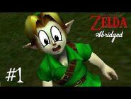 The Legend Of Zelda Abridged (Episode 1)